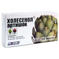 Cholesenol Artichoke