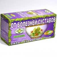 Фиточай «Cила российских трав» №14