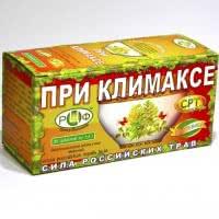 Фиточай «Cила российских трав» №16