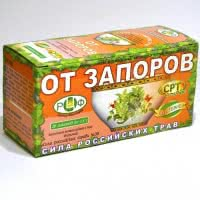 "Herbal tea ""The Power of Russian Herbs"" №38"