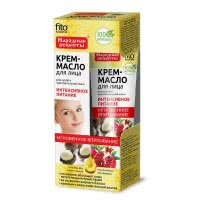 Крем-масло для лица, питание