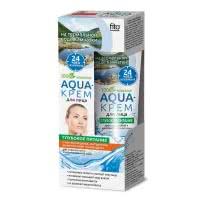 Aqua-крем для лица, питание