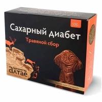 """Чай """"травяной Сбор"""" Сахарный диабет"""